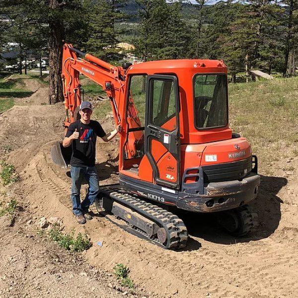 James Doerfling, Sub-Contractor, machine builder