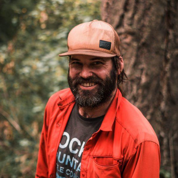Ian Davidson, Crew Leader, Builder, First Journey Trails