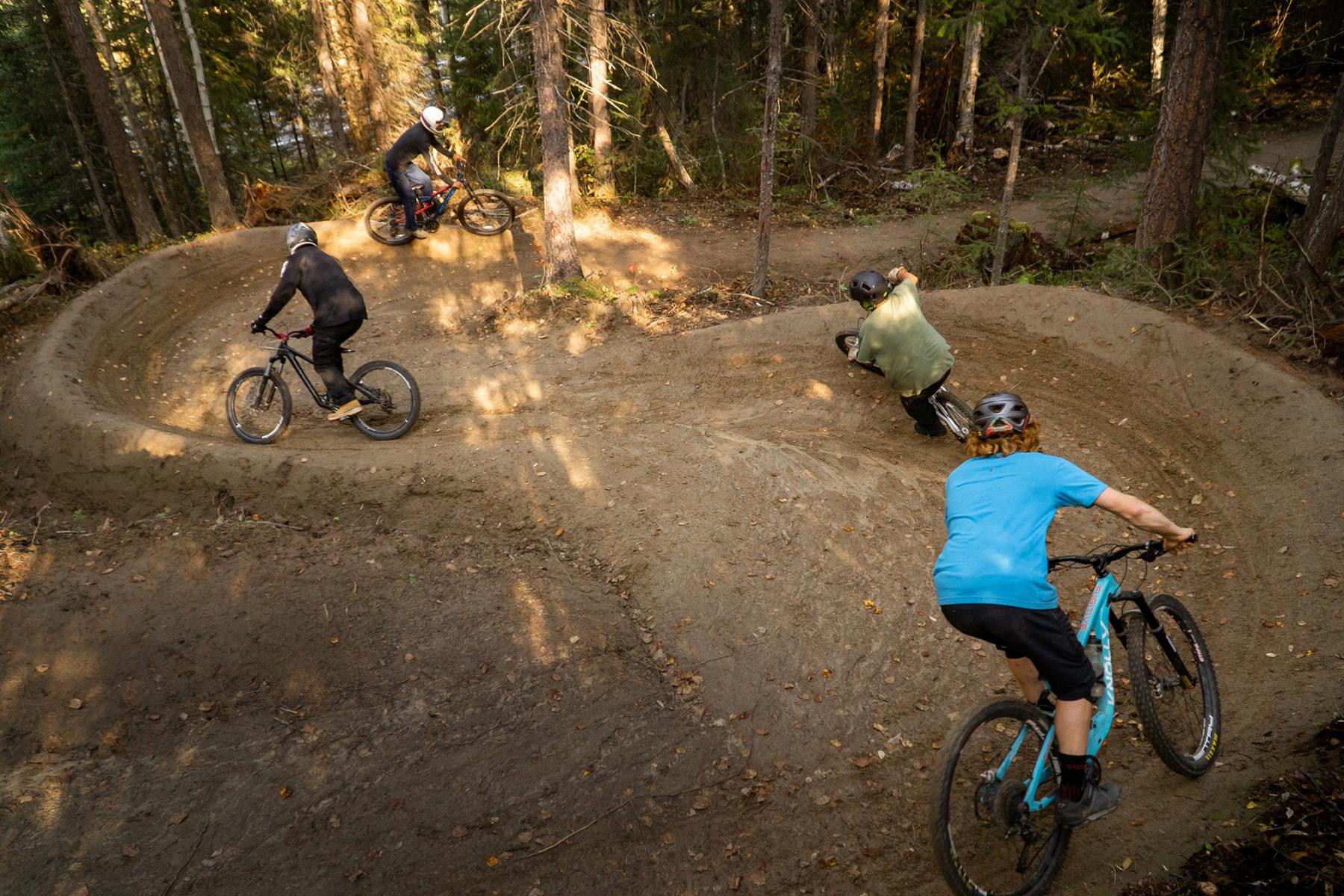 Canim Lake FN Trail